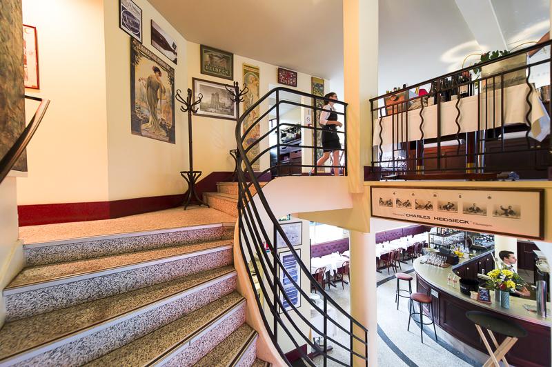 Brasserie Boulingrin salle