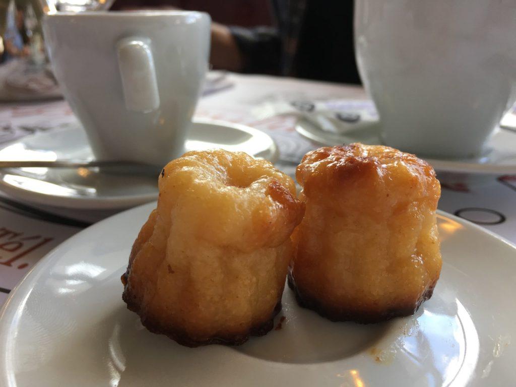 Brasserie du Boulingrin dessert cannelés